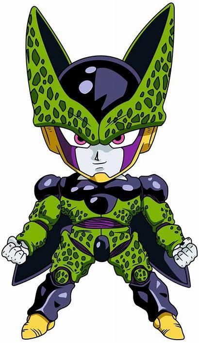 Chibi Dragon Ball Db Anime Cell Perfect