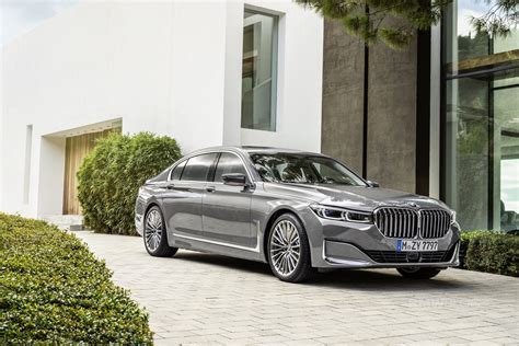 Bmw 7 Series Sedan 2019 by Of The 2019 Bmw 7 Series Facelift
