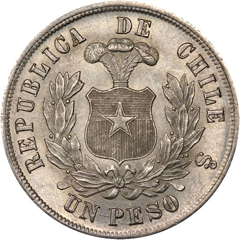 Chile Peso Km 1421 Prices And Values Ngc