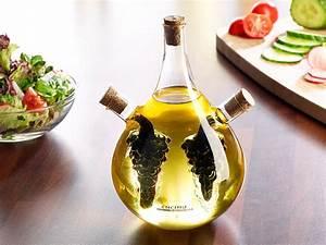 Essig Und Öl : cucina di modena essig l spender mundgeblasener glas essig lspender drei getrennten ~ Eleganceandgraceweddings.com Haus und Dekorationen