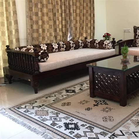deewan diwan wooden indian seating wooden furniture rightwood