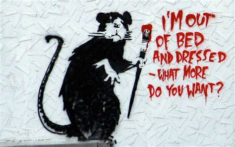 banksy  pics earthly mission
