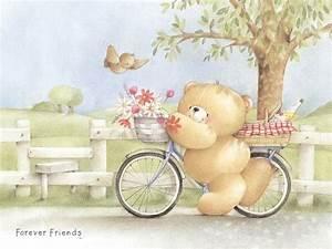 Forever friends bear WAllpaper - Imagui