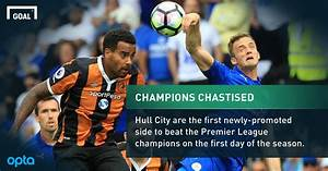 Hull City become first promoted side to beat Premier ...