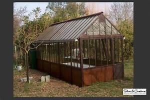 Serre Adossée Bois : plan d une serre de jardin en bois 5 serre de jardin serre jardin com serre de jardin chez ~ Melissatoandfro.com Idées de Décoration