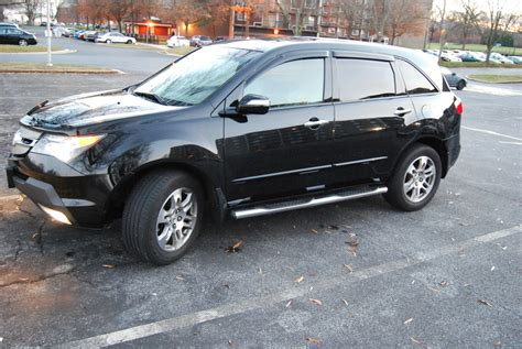 Acura Mdx Tech Package by 2008 Acura Mdx Pictures Cargurus