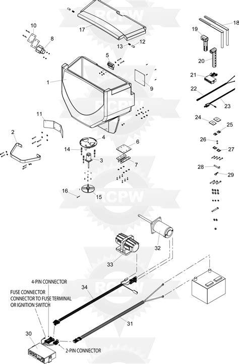 Salt Dogg Spreader Wiring Diagram Free