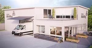 Wohnung Bauen Kosten : halle und b ro unter einem dach hebelhalle ~ Bigdaddyawards.com Haus und Dekorationen