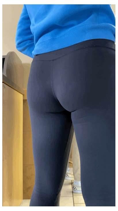 Ass Tight Teen Leggings Spandex Yoga Pants