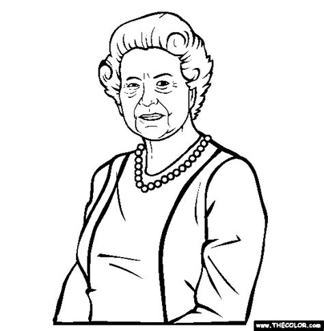 famous people  coloring pages page