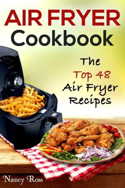 fryer air cookbook nancy recipes barnes noble ebook nook