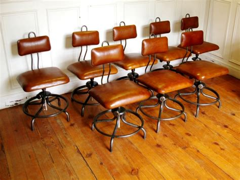 chaise de bureau industriel chaise de bureau industriel chaise bureau vintage