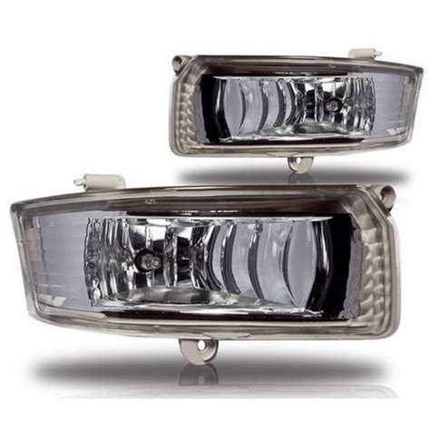 05 06 toyota camry clear housing oem style fog lights