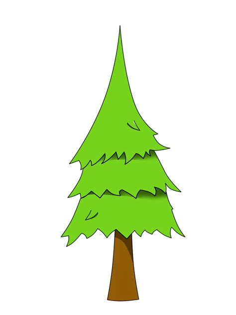 pine tree png opengameartorg