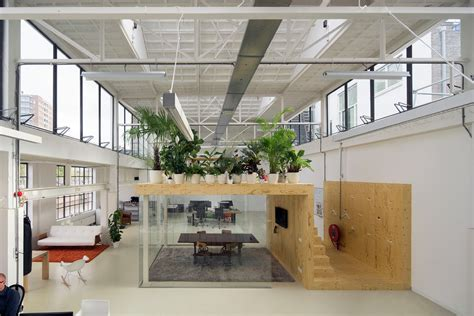 Loft Office For Architecture, An Intervention To Rethink A
