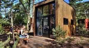 Tiny Houses De : deze tiny houses kun je huren voor de wereld van morgen ~ Yasmunasinghe.com Haus und Dekorationen