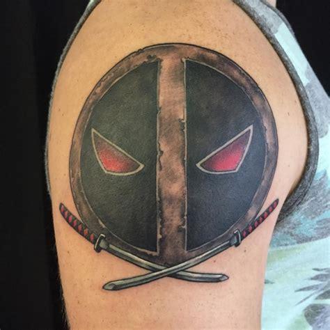 deadpool tattoo designs ideas design trends