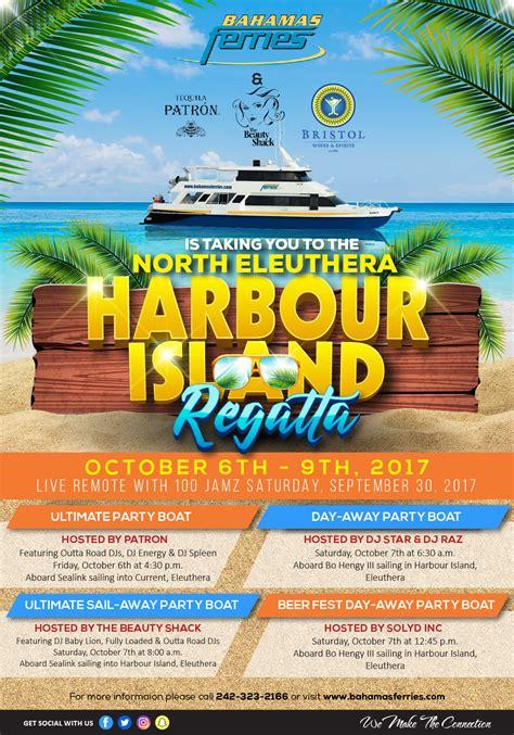 harbour island regatta october