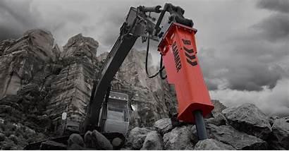 Rammer Sandvik Mining Line Construction Allied Performance