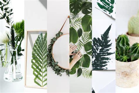 Diy Ideen by 6 Kreative Ideen F 252 R Pflanzen Deko Schereleimpapier Diy