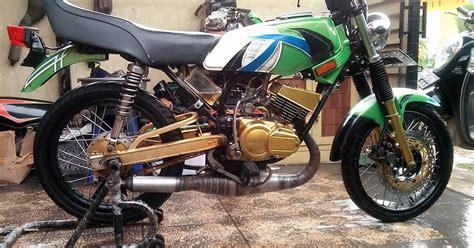 Rx King Ori Modif by Lapak Rx King Dijual Murah Bekasi Lapak Motor Bekas