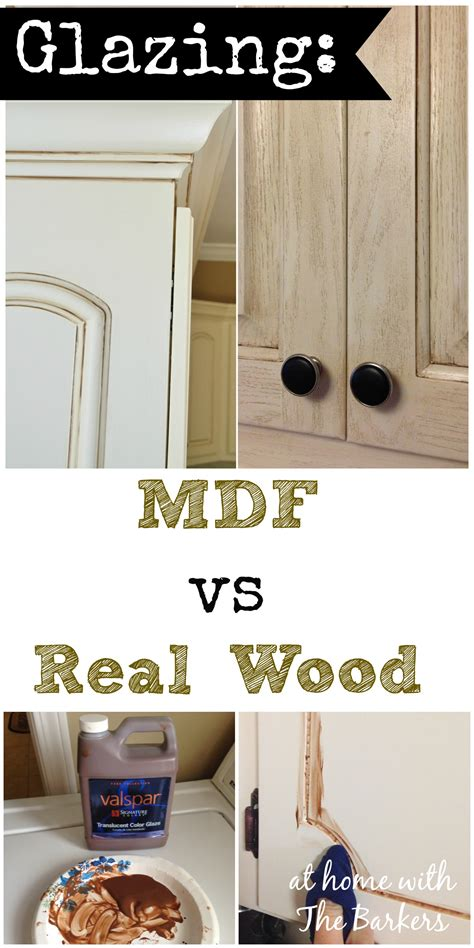 glazing mdf  real wood  home   barkers