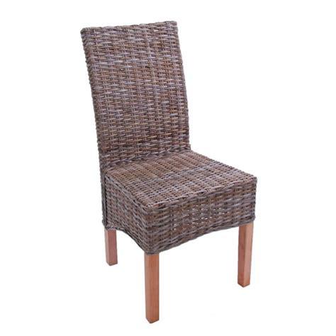 chaise de bar rotin davaus chaise cuisine rotin avec des idées