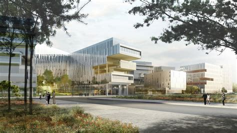 sfr headquarters jean paul viguier architecture archdaily
