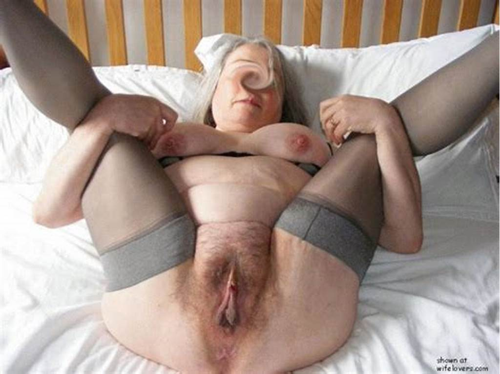 #Mature #Grey #Pussy