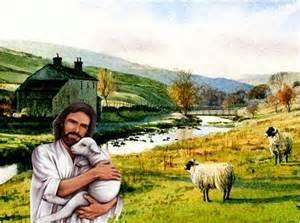 Jesus the Lord Is My Shepherd