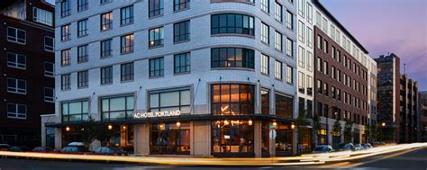 portland hotel deals hotel offers at the ac hotel portland downtown waterfront me