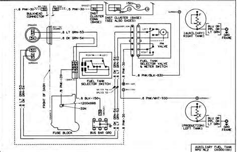 85 Chevy Fuel System Diagram by 75 K10 Problem Getting Fuel From Tanks