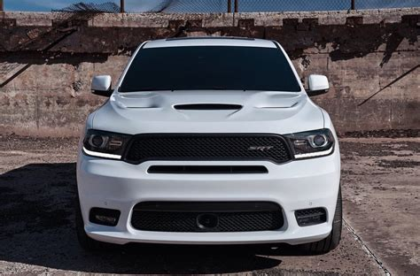 dodge durango srt revealed fastest most powerful 7 seat suv performancedrive