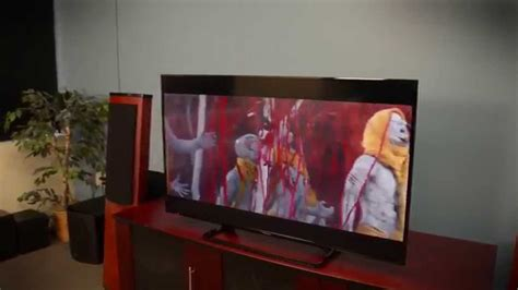 First Look Panasonic Inch Led Hdtv Youtube