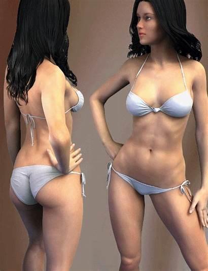 Bikini Daz 3d Hongyu V6 Studio Swimwear