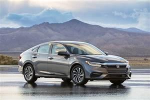 All-New 2019 Honda Insight production model revealed