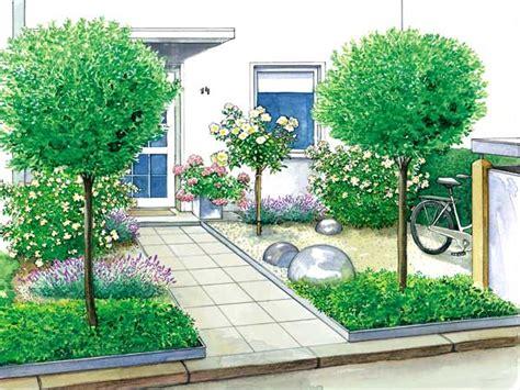 Kleiner Vorgarten Gestaltungsideen by Ein Vorgarten Wird Zum Gartenhof Garten