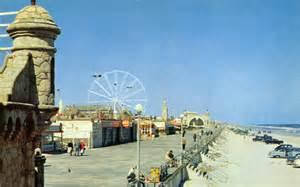 Daytona Beach Florida Boardwalk