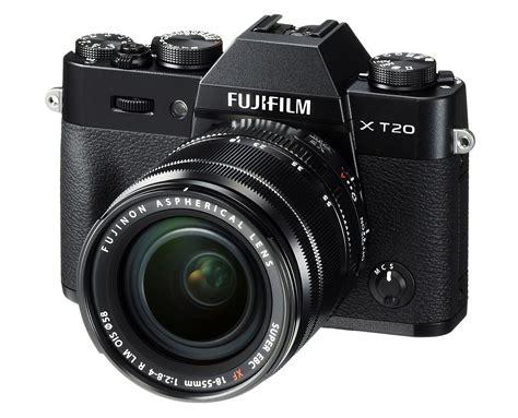 Fuji X T20 18 55mm fujifilm finepix x t20 prezzo kit 18 55 offerte mirrorless