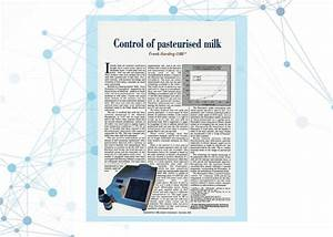 Control Of Pasteurized Milk