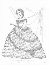 Coloring Historical Printable Ball Gown Shortcake Strawberry Getdrawings Berrykins sketch template
