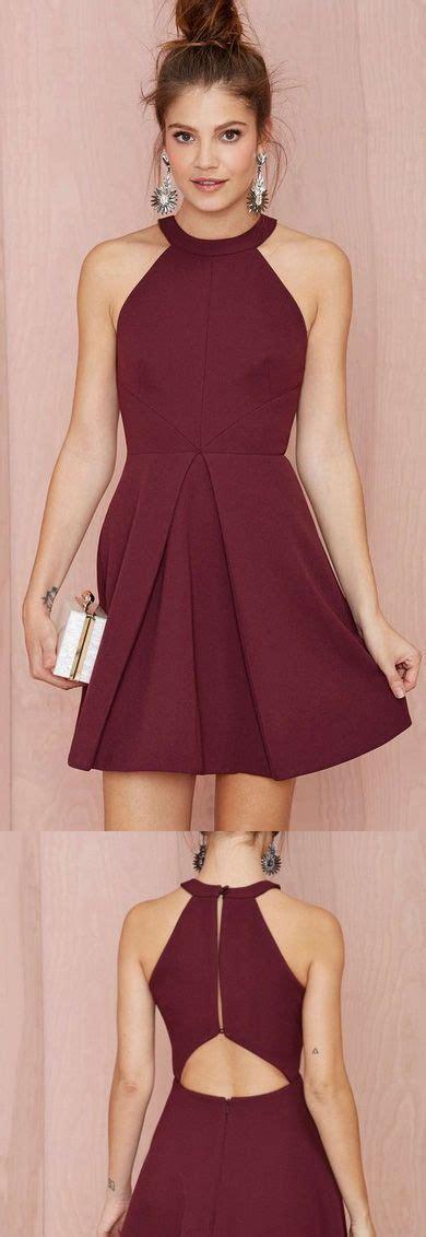 Pleated Prom Dress, A-line Princess Prom Dress, Short ...