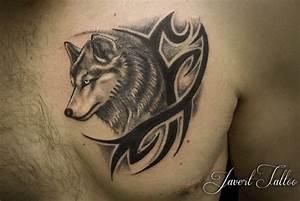 Tatouage Loup Graphique : javert tattoo old skull creations inkin ~ Mglfilm.com Idées de Décoration