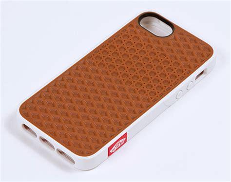 vans iphone 5 belkin x vans rubber waffle sole cases for apple iphone 5