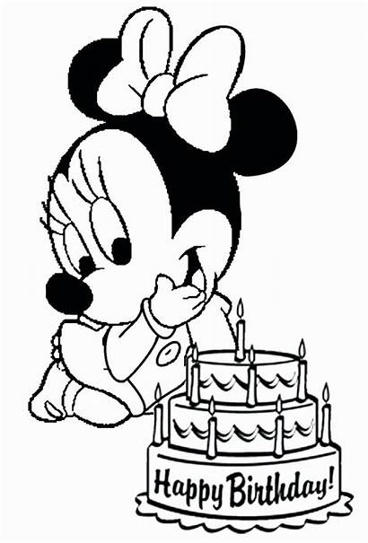 Minnie Mickey Coloring Mouse Pages Kissing Printable