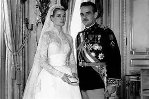Historic Weddings: Grace Kelly and Prince Rainier of ...