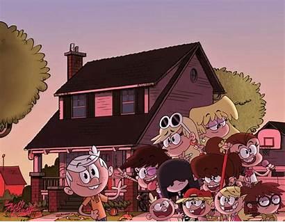 Loud Wallpapers Cartoon Deviantart Leni Nickelodeon Knight