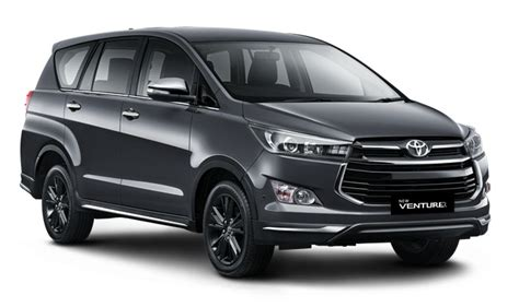 Toyota Venturer Picture toyota innova venturer the prime breakthrough in 2017
