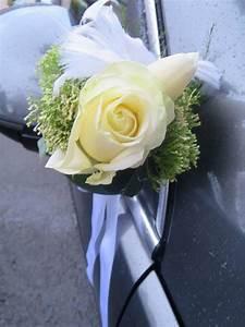 Decoration Voiture Mariage : fleurs mariage d coration de r troviseurs voiture pinterest mariage ~ Preciouscoupons.com Idées de Décoration