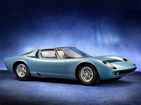 lamborghini, Miura, Roadster, 1968 Wallpapers HD / Desktop ...